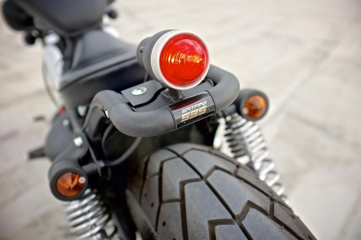 Virago 535 custom